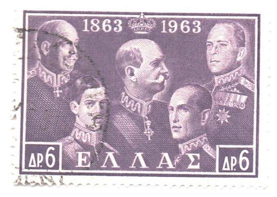 1963 Greece