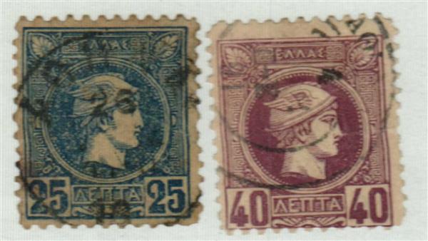 1891 Greece