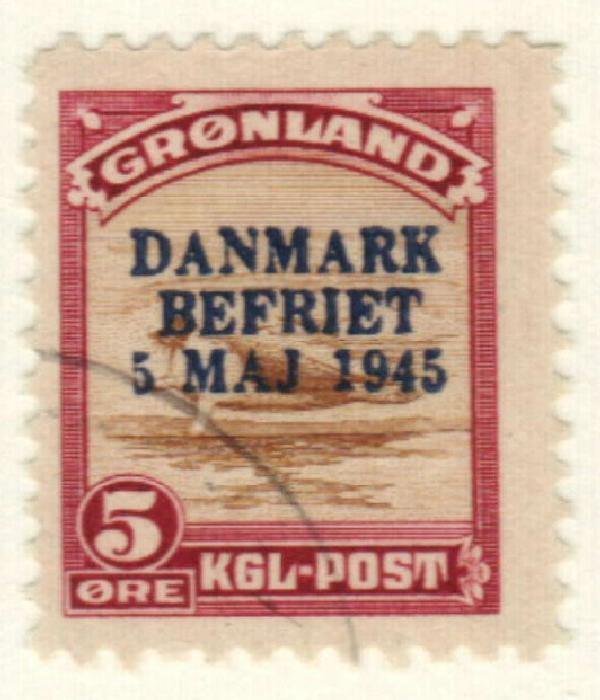 1945 Greenland