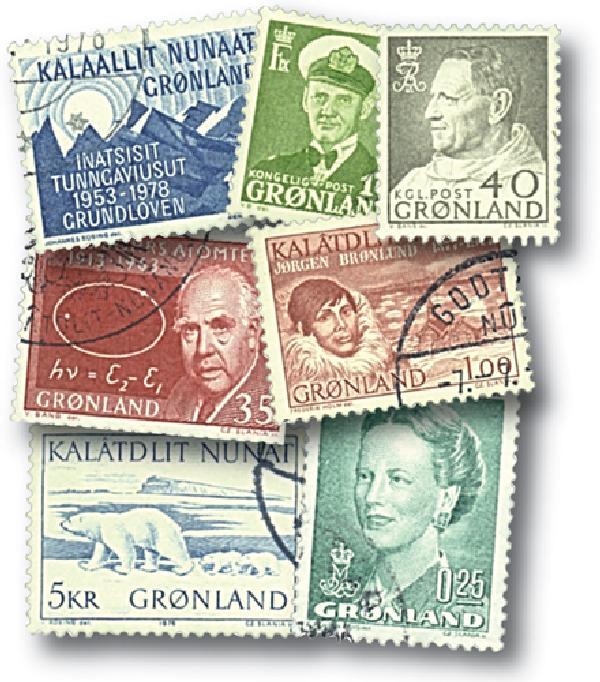 Greenland, 50v