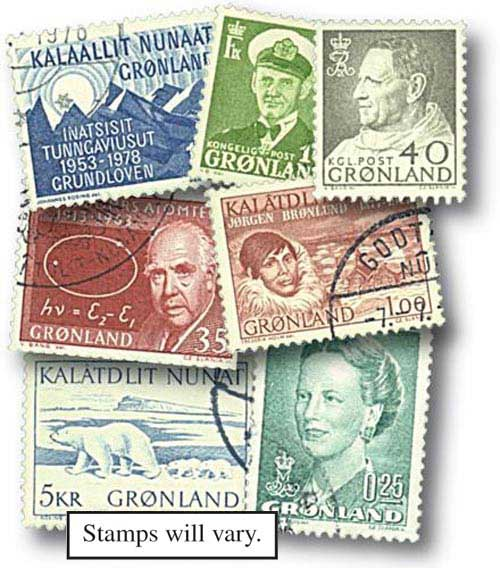 Greenland, 75v