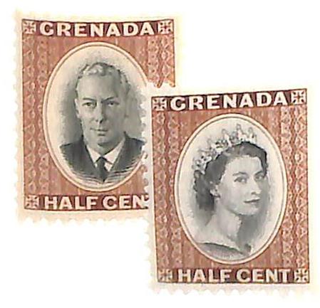 1951-54 Grenada