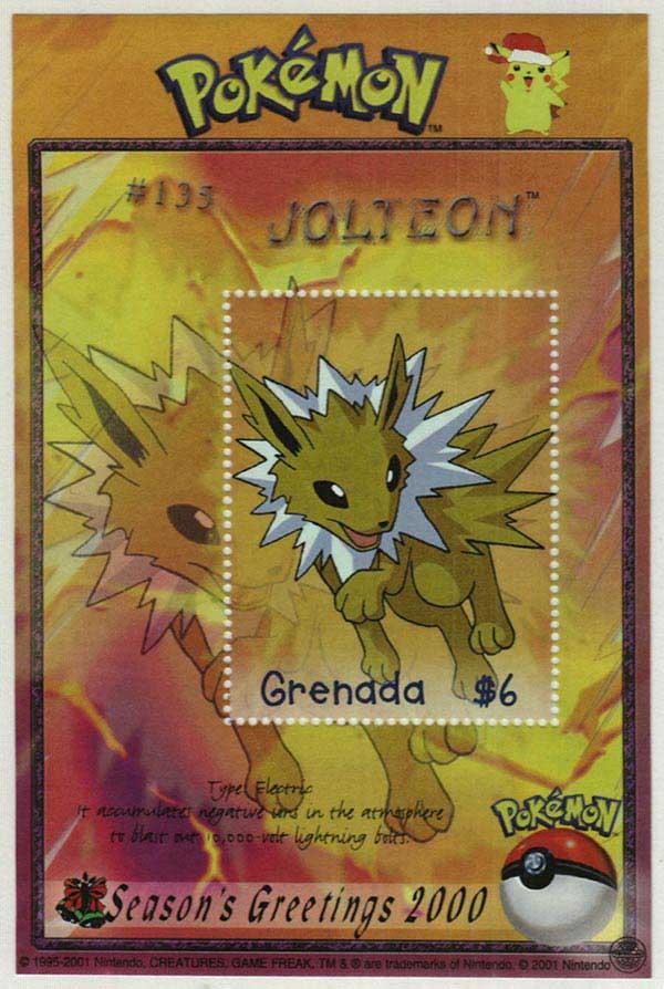 2001 Grenada