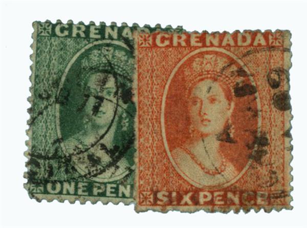 1873-75 Grenada