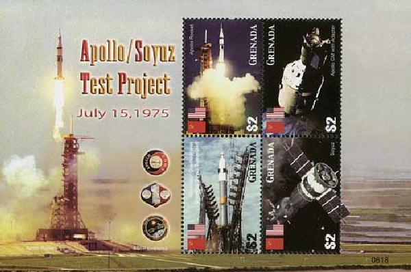 2006 Grenada Apollo/Soyuz Test Projects