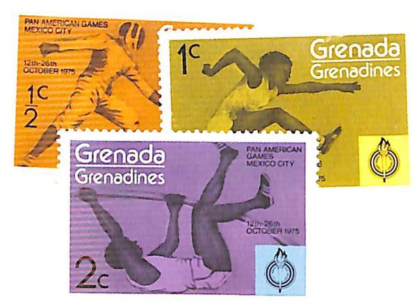 1975 Grenada Grenadines