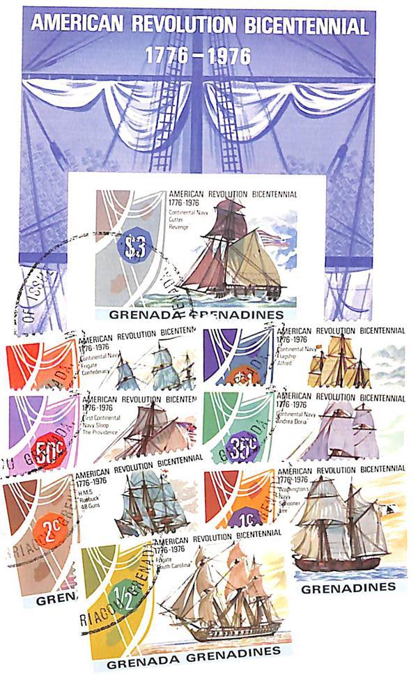 1976 Grenada Grenadines