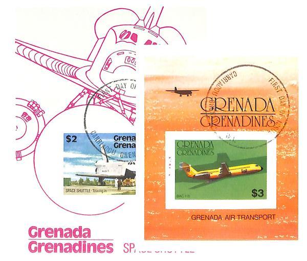 1976-78 Grenada Grenadines