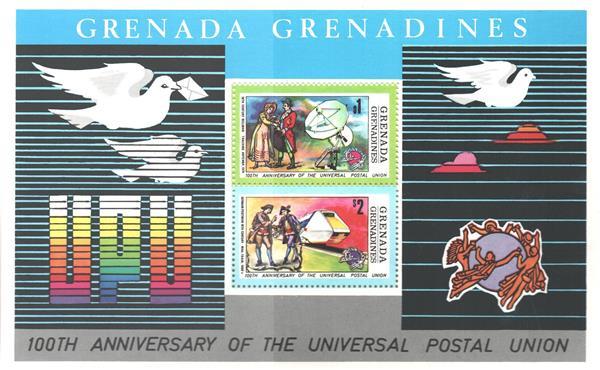 1974 Grenada Grenadines