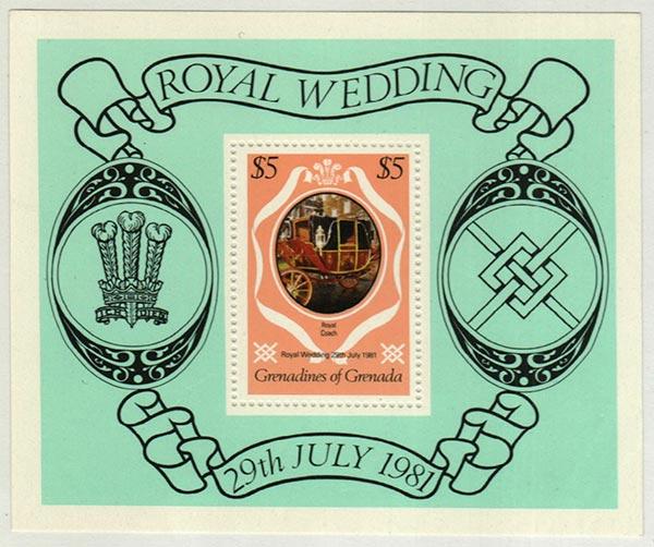 1981 Grenada Grenadines