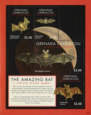 2013 $3.50 The Amazing Bat