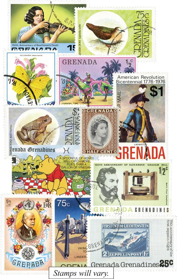 Grenadines, 500v