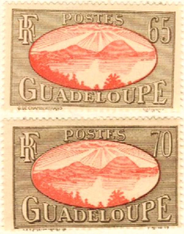 1928-40 Guadeloupe