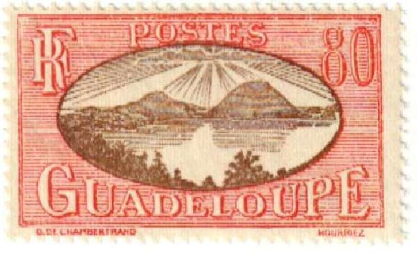 1938 Guadeloupe
