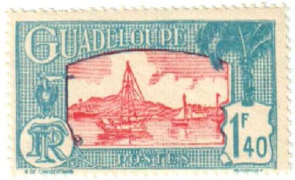 1940 Guadeloupe