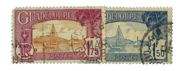 1928-33 Guadeloupe
