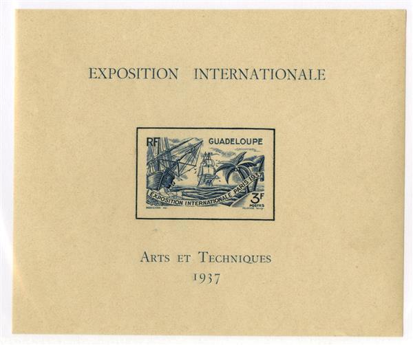 1937 Guadeloupe