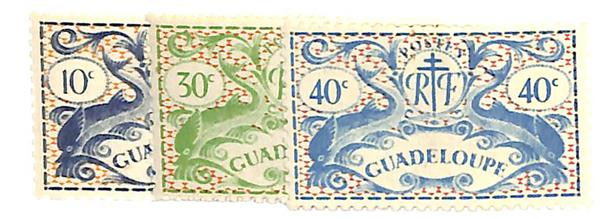 1945 Guadeloupe