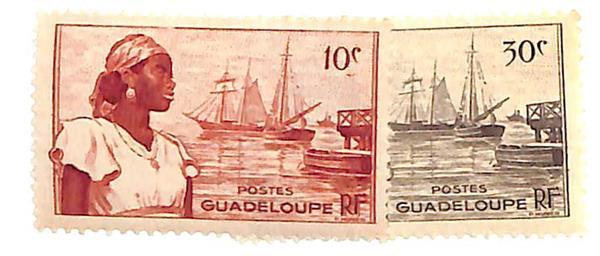 1947 Guadeloupe