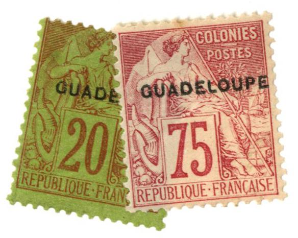 1891 Guadeloupe