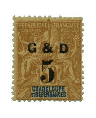 1903 Guadeloupe