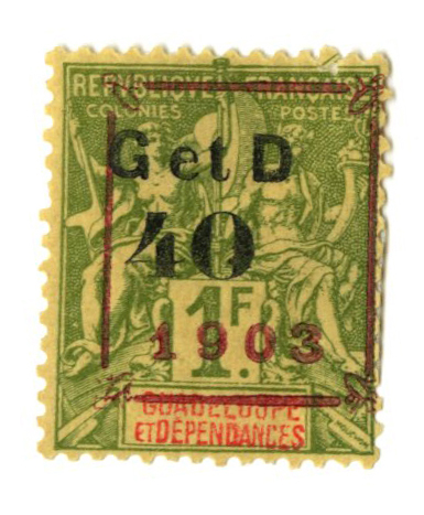 1904 Guadeloupe