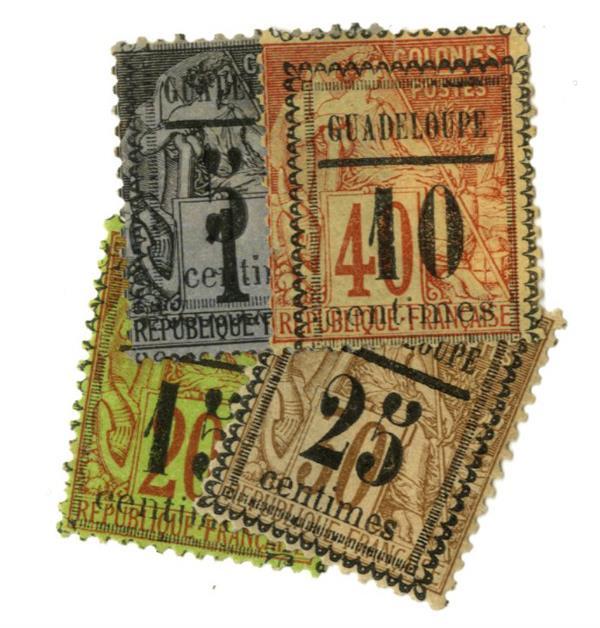1889 Guadeloupe