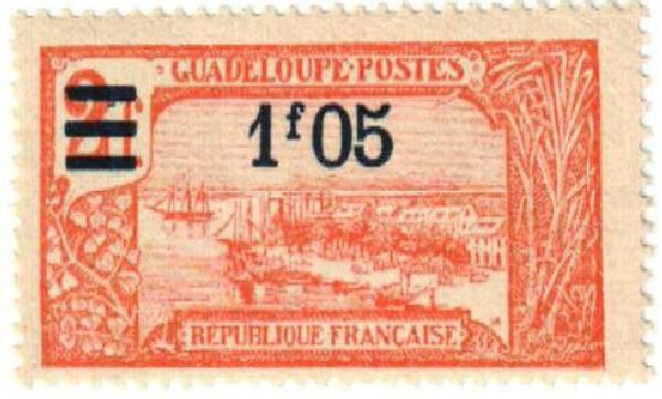 1926 Guadeloupe