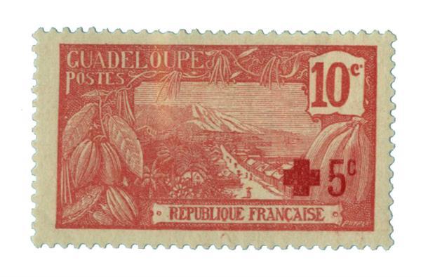 1915 Guadeloupe