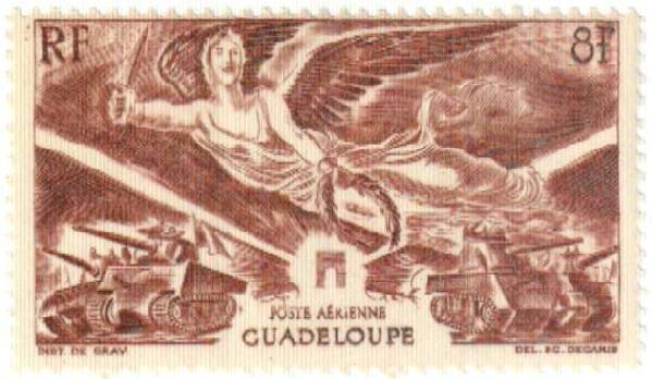 1946 Guadeloupe