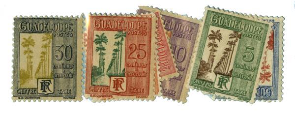 1928 Guadeloupe