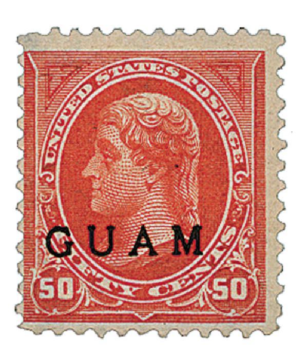 1899 50c Orange