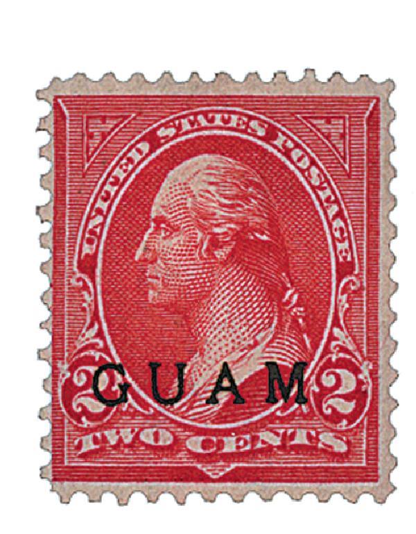 1899 2c Red, Type IV