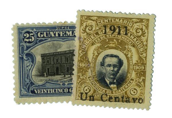 1911 Guatemala