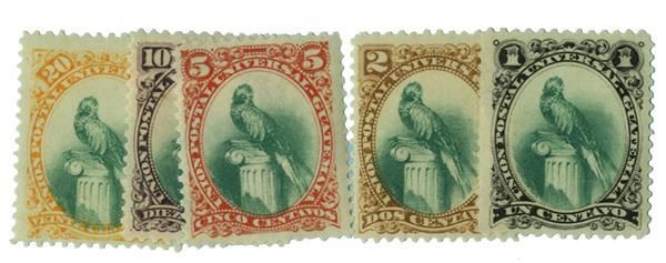 1881 Guatemala