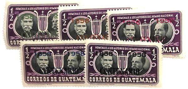 1958 Guatemala