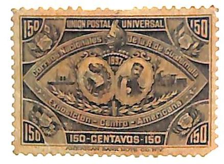1897 Guatemala