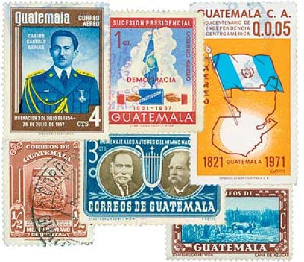 Guatemala, 100v