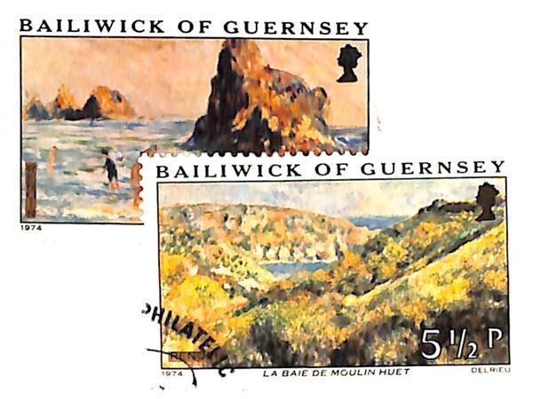 1974 Guernsey
