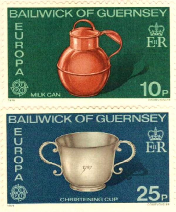 1976 Guernsey