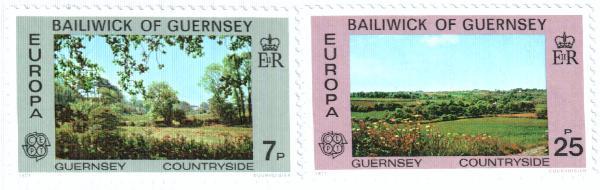 1977 Guernsey