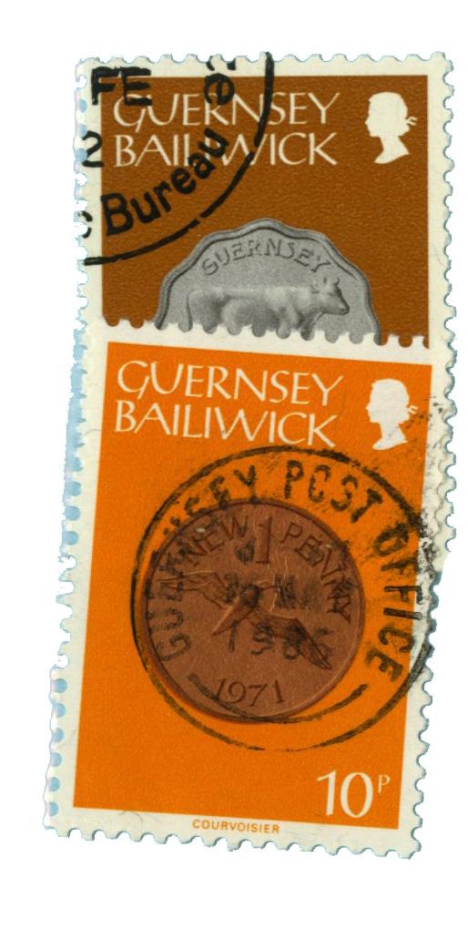1980 Guernsey