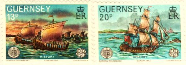 1982 Guernsey
