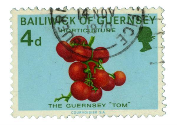 1970 Guernsey