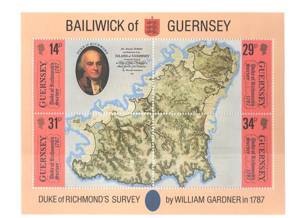 1987 Guernsey
