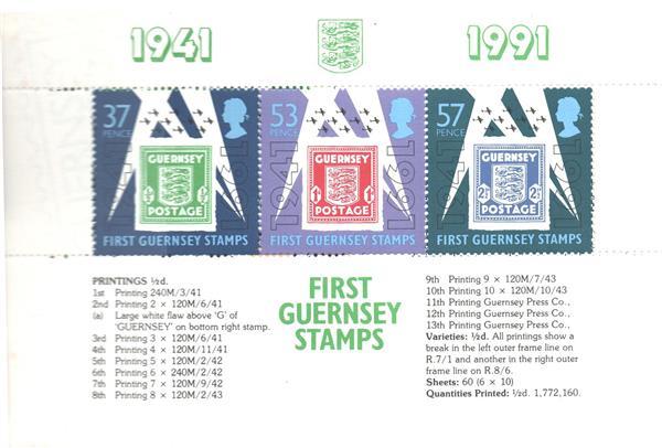 1991 Guernsey