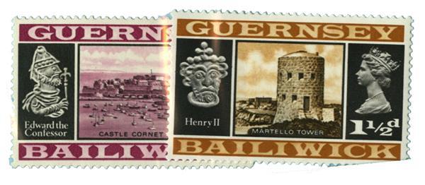 1969 Guernsey