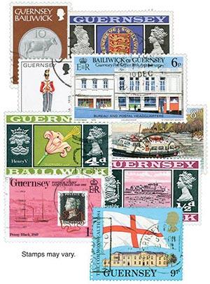 Guernsey, 100v