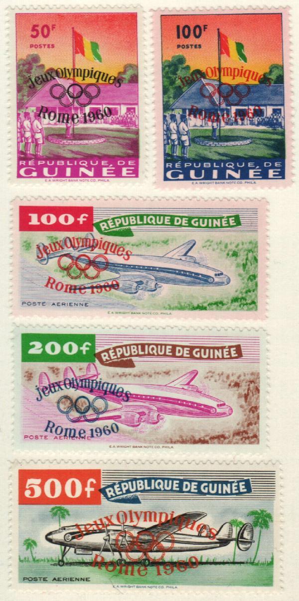 1960 Guinea