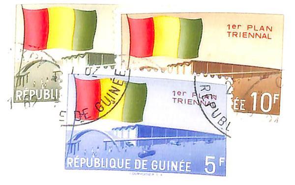 1961 Guinea
